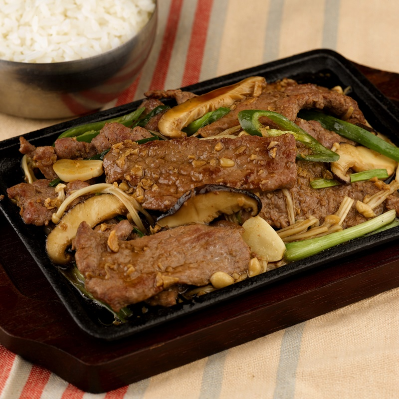 Marinated Sliced Beef Hot Plate_Sq800