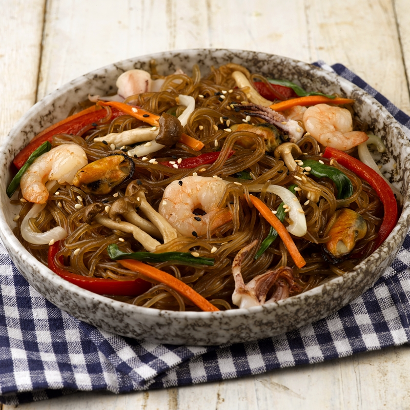Stir-fried Seafood Glass Noodle (1)_Sq800