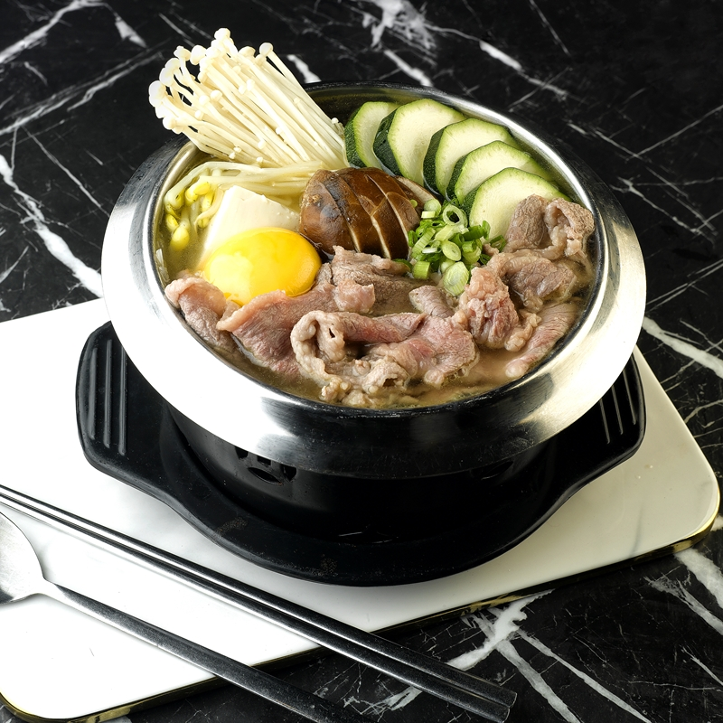 Wagyu Beef Non Spicy Soon Dubu Hot Pot