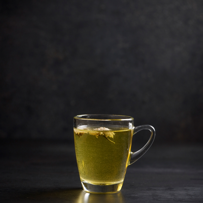 Ginseng Chrysanthemum Tea (Hot) (1)