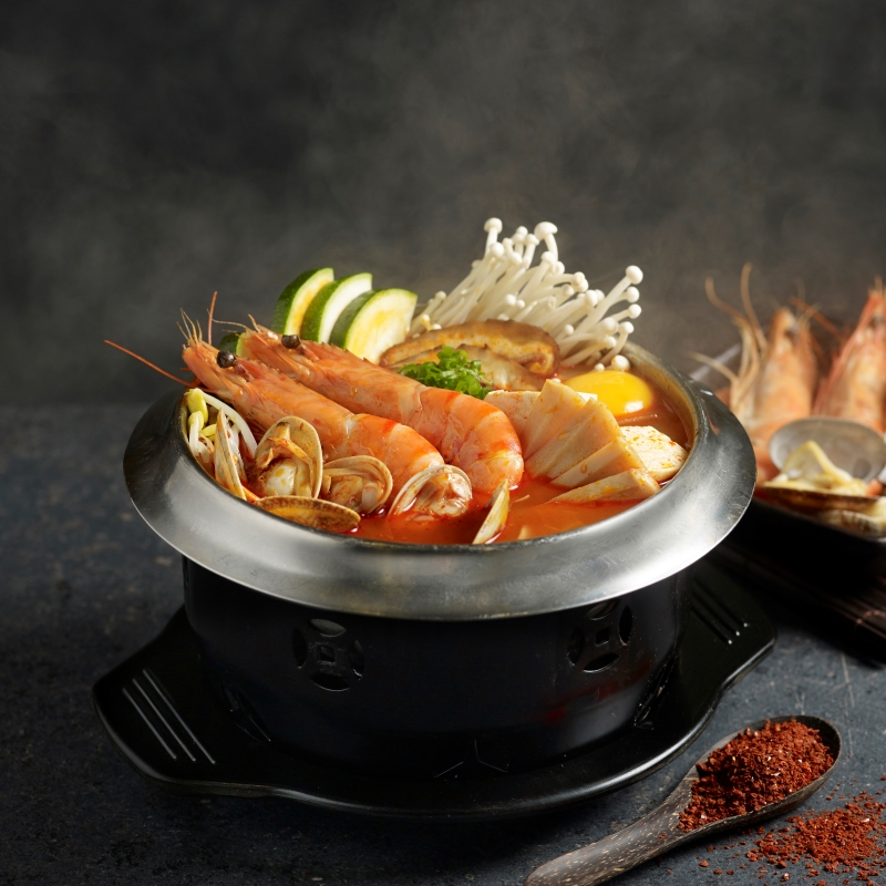 ZeroCal Noodle Seafood Spicy Soon Dubu Hot Pot_800x800